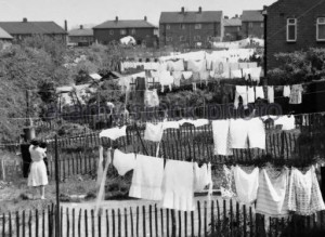Image result for 1950 washing day in the uk